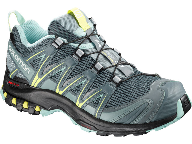 Salomon XA Pro 3D Buty Kobiety, stormy weather/lead/eggshell blue